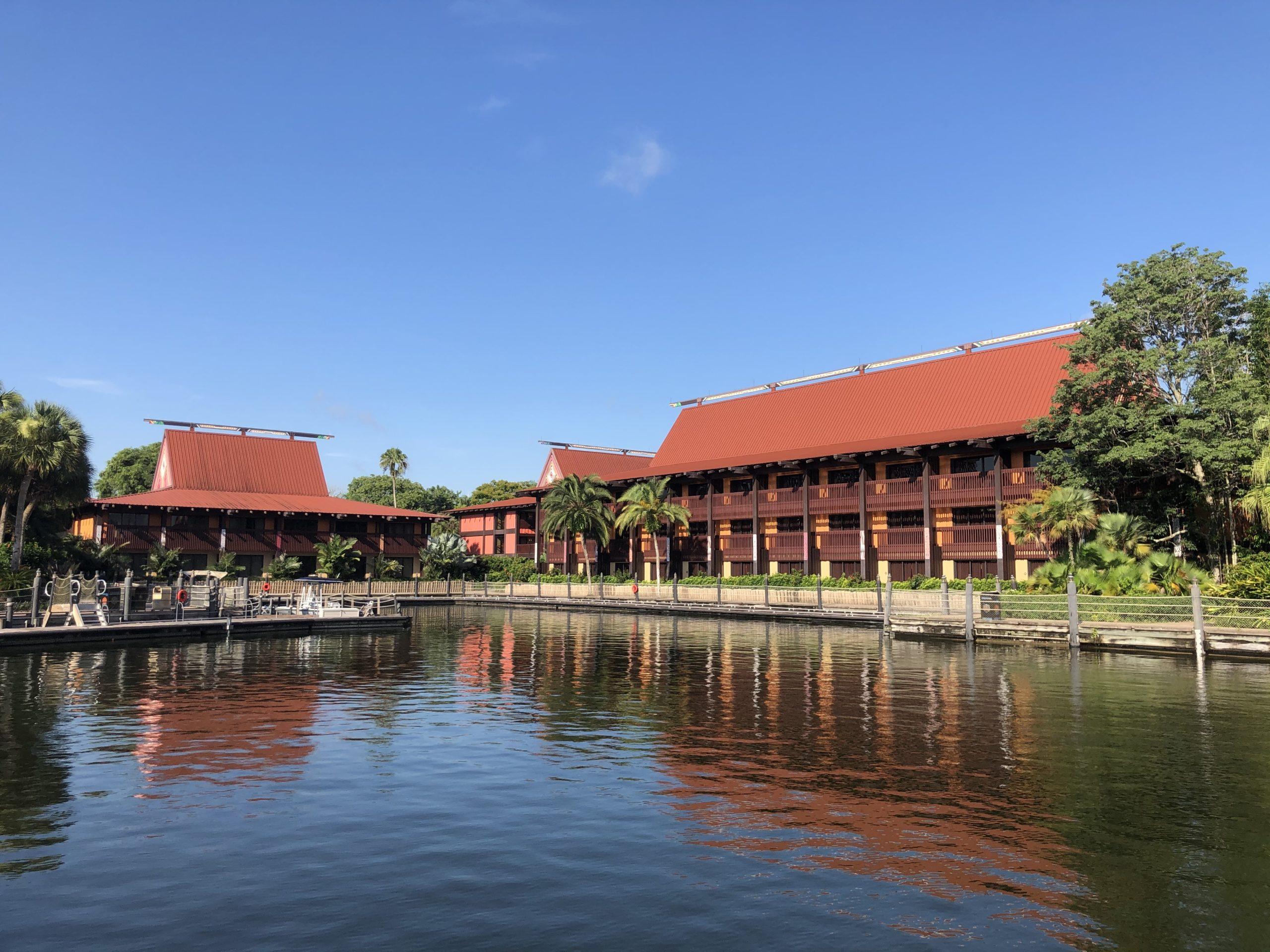 DVC's Polynesian Villas & Bungalows